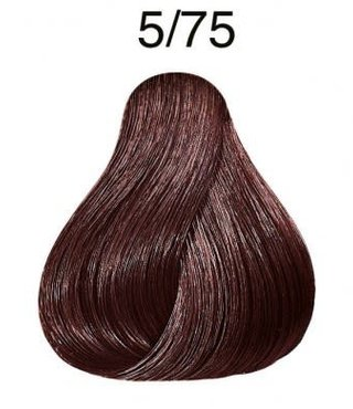 Color Touch 5/75 Light Brown/Brown Red Violet Demi-Permanent Hair Colour 57g