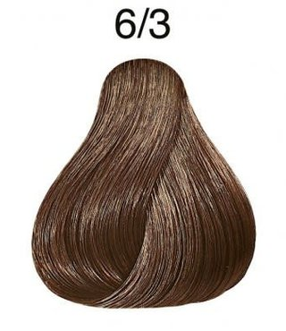 Color Touch 6/3 Dark Blonde/Gold Demi-Permanent Hair Colour 57g