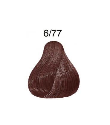 Color Touch 6/77 Intense Dark Blonde Brown Demi-Permanent Hair Colour 57g