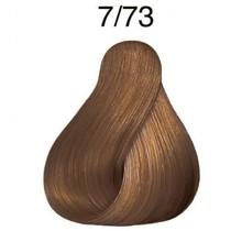 Color Touch 7/73 Medium Blonde/Brown Gold Demi-Permanent Hair Colour 57g