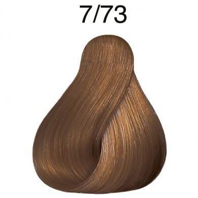 Color Touch 7/73 Medium Blonde/Brown Gold Demi-Permanent Hair Colour 57g