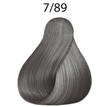 Color Touch 7/89 Medium Blonde/Pearl Cendre Demi-Permanent Hair Colour 57g