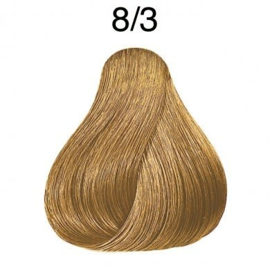 Color Touch 8/3 Light Blonde/Gold Demi-Permanent Hair Colour 57g
