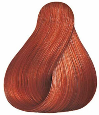 Color Touch 7/43 Medium Blonde/Red Gold Demi-Permanent Hair Colour 57g