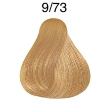 Color Touch 9/73 Very Light Blonde/Brown Gold Demi-Permanent Hair Colour 57g