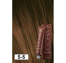 5-5 Color10 Light Brown Gold 5-7 Color10 Light Copper Brown  60g - Igora Color10 by Schwarzkopf