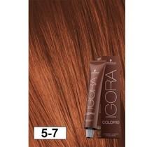 5-7 Color10 Light Copper Brown  60g - Igora Color10 by Schwarzkopf