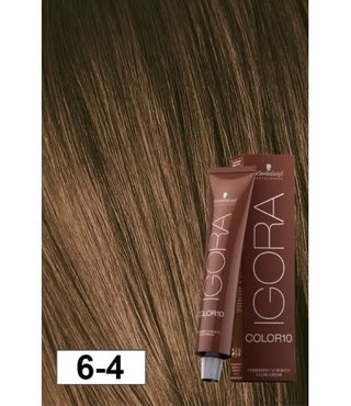 6-4 Color10 Dark Blonde Beige  60g - Igora Color10 by Schwarzkopf