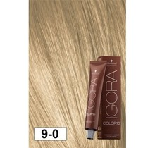 9-0 Color10 Extra Light Natural Blonde  60g - Igora Color10 by Schwarzkopf