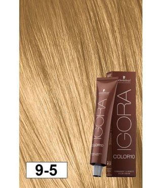 9-5 Color10 Very Light Beige Blonde  60g - Igora Color10 by Schwarzkopf