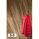 8-0 Light Blonde 60g - Igora Royal by Schwarzkopf