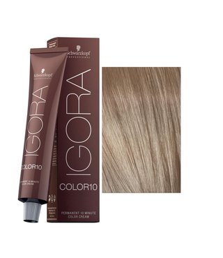 11-1 Color10 Speed Lift Ash 60g - Igora Color10 by Schwarzkopf