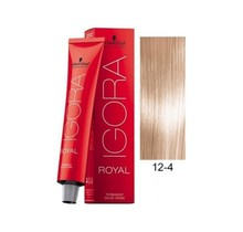 12-4 Special Blonde Beige HighLift 60g - Igora Royal by Schwarzkopf