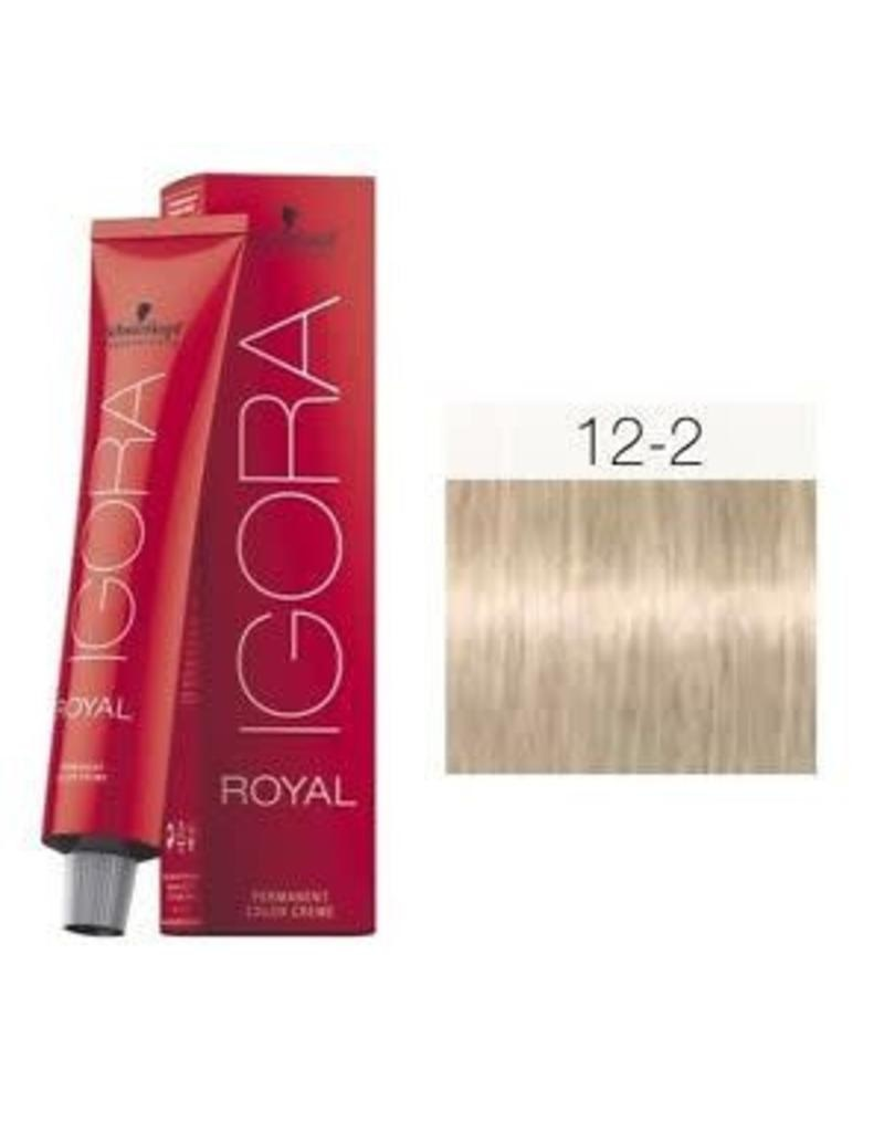 12-2 Special Blonde Ash HighLift 60g - Igora Royal by Schwarzkopf