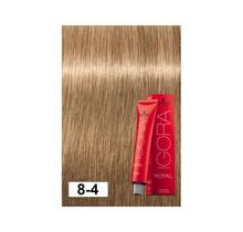 8-4 Light Beige Blonde 60g - Igora Royal by Schwarzkopf