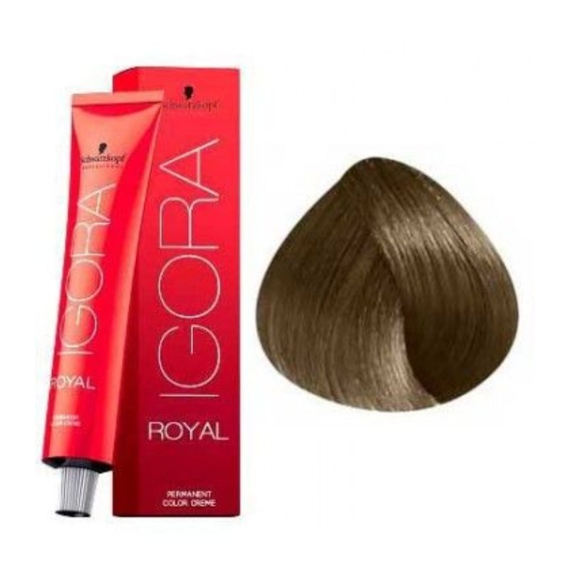 7-0 Medium Blonde 60g - Igora Royal by Schwarzkopf