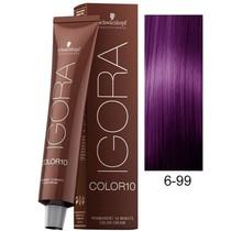 6-99 Dark Blonde Violet Extra 60g - Igora Royal by Schwarzkopf