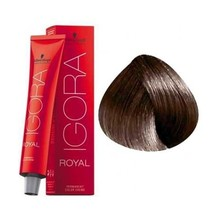 6-5 Dark Blonde Gold 60g - Igora Royal by Schwarzkopf