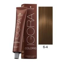 6-4 Dark Blonde Beige 60g - Igora Royal by Schwarzkopf