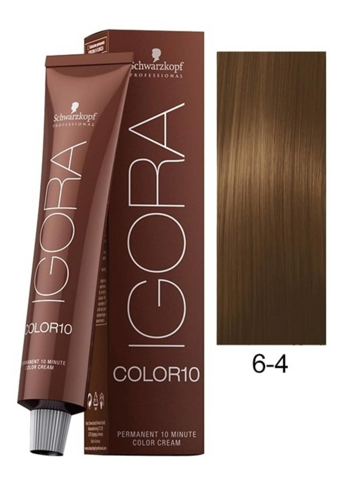 6-4 Dark Blonde Beige 60g - Igora Royal by Schwarzkopf