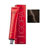 6-1 Dark Blonde Cendre 60g - Igora Royal by Schwarzkopf
