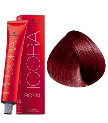 5-88 Light Brown Red Extra 60g - Igora Royal by Schwarzkopf