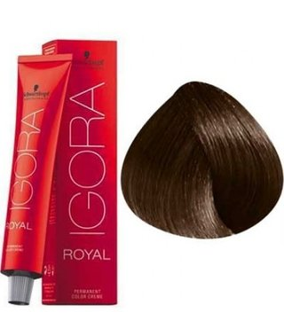 5-65 Light Brown Chocolate Gold 60g - Igora Royal by Schwarzkopf