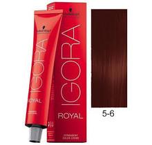 5-6 Light Brown Chocolate 60g - Igora Royal by Schwarzkopf