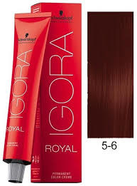 5-6 Light Brown Chocolate 60g - Igora Royal by Schwarzkopf