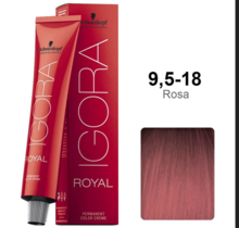 9.5-18 Rose 60g - Igora Royal by Schwarzkopf
