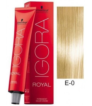E-0 Lightening Extract 60g - Igora Royal by Schwarzkopf