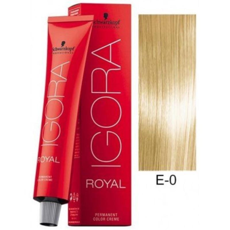 E-0 Lightening Extract 60g - Igora Royal by Schwarzkopf