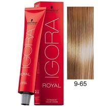 9-65 Extra Light Blonde Chocolate Gold 60g - Igora Royal by Schwarzkopf