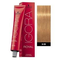 9-55 Extra Light Blonde Gold Extra 60g - Igora Royal by Schwarzkopf