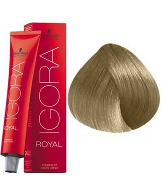 9.5-4 Lightest Beige Blonde 60g - Igora Royal by Schwarzkopf