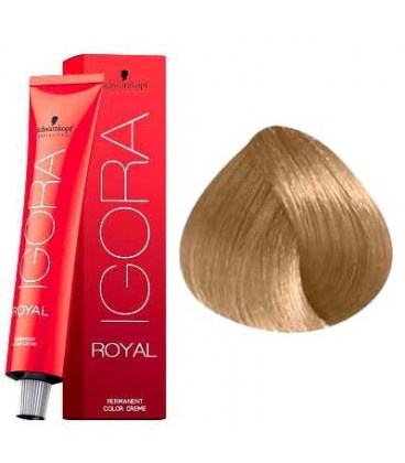 9-0 Extra Light Blonde 60g - Igora Royal by Schwarzkopf