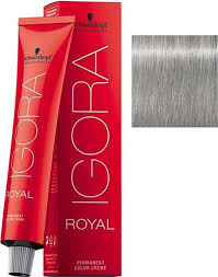 9.5-22 Pale Blue 60g - Igora Royal by Schwarzkopf