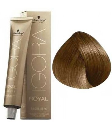 7-50 Medium Blonde Gold Natural 60g - Igora Royal Absolutes by Schwarzkopf