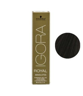 7-560 Medium Gold Anti-Age 60g - Igora Royal Absolutes by Schwarzkopf