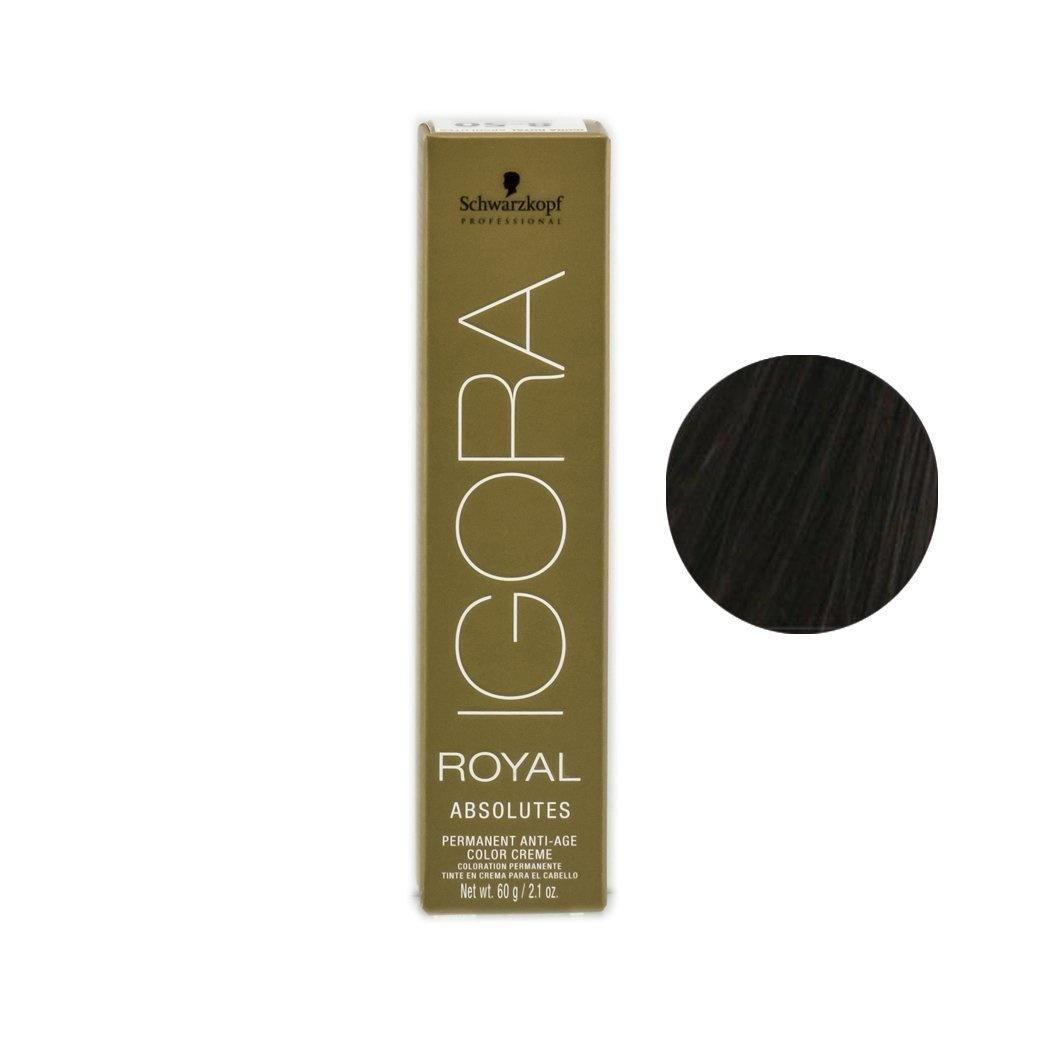 7-560 Medium Gold Anti-Age 60g - Igora Royal Absolutes by Schwarzkopf