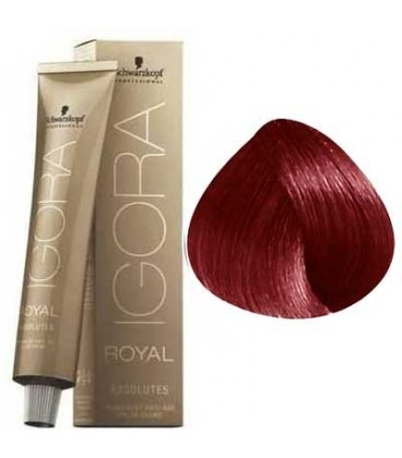 6-80 Dark Blonde Red Natural 60g - Igora Royal Absolutes by Schwarzkopf