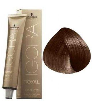 6-60 Dark Blonde Chocolate Natural 60g - Igora Royal Absolutes by Schwarzkopf