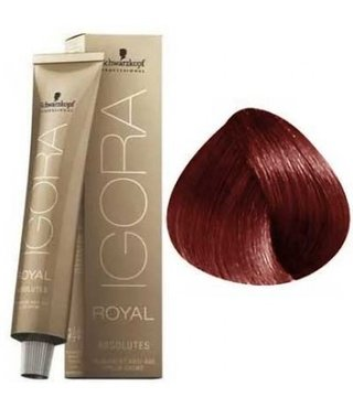 5-80 Light Brown Red Natural 60g - Igora Royal Absolutes by Schwarzkopf