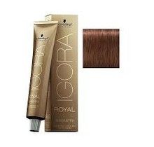 6-580 Dark Blonde Gold Red Natural 60g - Igora Royal Absolutes by Schwarzkopf