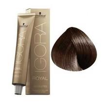 5-60 Light Brown Chocolate Natural 60g - Igora Royal Absolutes by Schwarzkopf