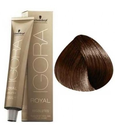 5-50 Light Brown Gold Natural 60g - Igora Royal Absolutes by Schwarzkopf