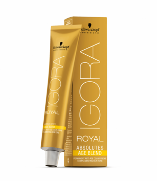 8-07 Light Blonde Natural Copper 60g - Igora Royal Absolutes by Schwarzkopf