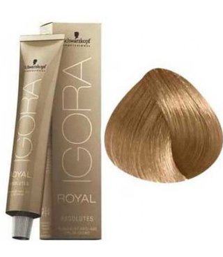 9-60 Extra Light Blonde Auburn Natural 60g - Igora Royal Absolutes by Schwarzkopf