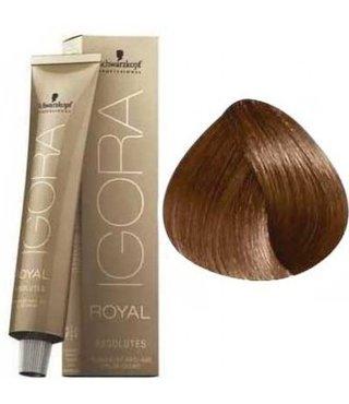 7-60 Medium Blonde Chocolate Natural 60g - Igora Royal Absolutes by Schwarzkopf