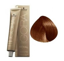 6-70 Dark Blonde Copper Natural 60g - Igora Royal Absolutes by Schwarzkopf